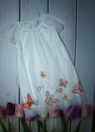 Красивое нарядное платье m&s