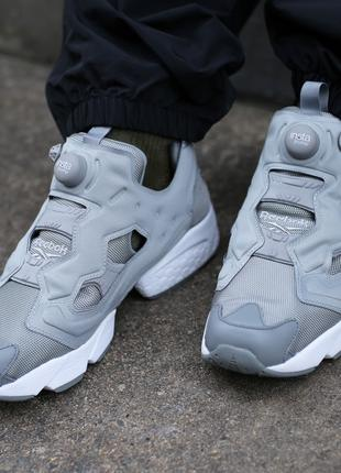 Кроссовки Reebok Insta Pump Grey