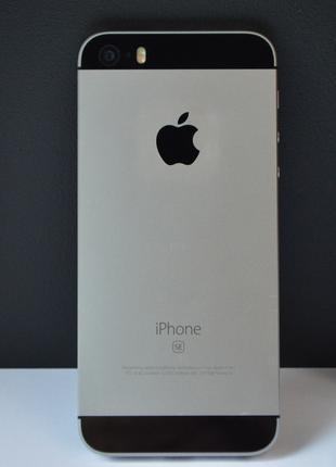 Apple iPhone SE 32 GB Neverlock Space Gray 5se