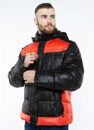 Зимняя мужская куртка утеплитель холофайбер