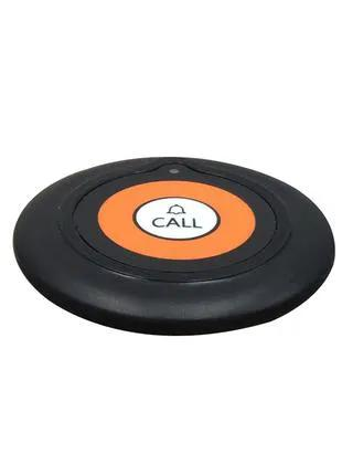 Супер тонкая кнопка вызова официантов P-102 Black R-CALL