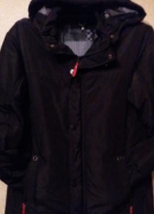 Мужская классная демисезонная куртка