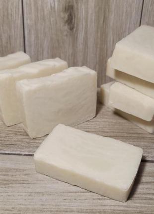 Натуральное мыло оливковое