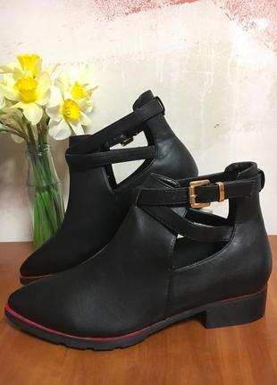 Мега  трендовые лоферы ботинки zara лелси