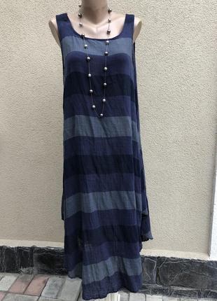 Платье сарафан,этно,бохо стиль,вискоза,ассиметрия,италия