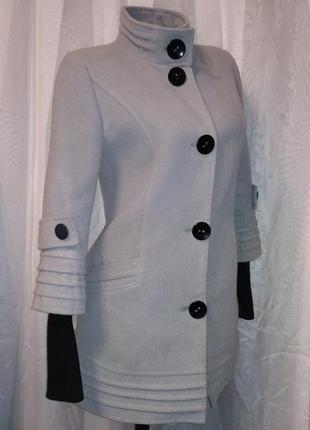 Тёплое пальто, пальто, драповое пальто, женское пальто.