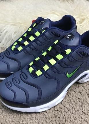 Кросовки Nike Air Max Tn Plus Blue/Green