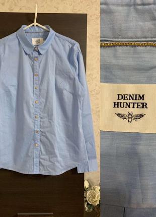Рубашка denim hunter!
