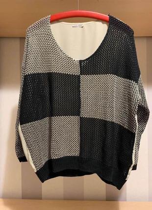 Кофточка вязаный свитер fiorella rubino!