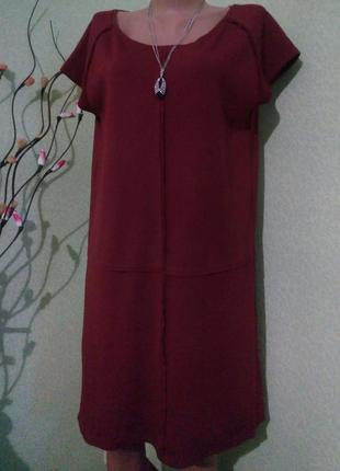 Трикотажное платье 48-50 lindex