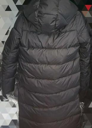 Пуховик-пальто,размер 42