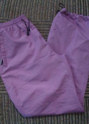 Красивые спортивные штаны 50-52