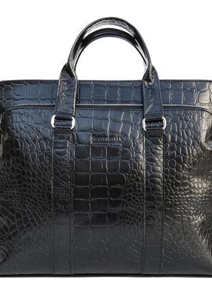 Мужской портфель сумка для документов.