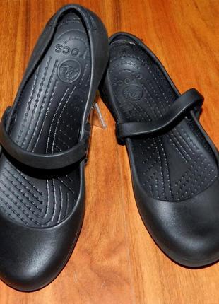 Crocs! оригинальные босоножки-балетки для пляжа или басейна
