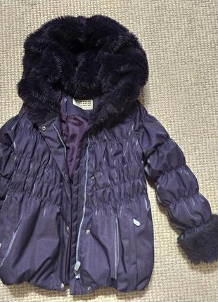 Курточка lenne 128 cm