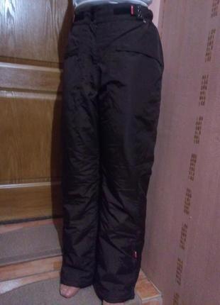 Зимние лыжные брюки штаны/термоштаны ❄