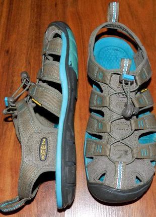 Keen ! оригинальные, стильные, надежные сандалии-босоножки с з...