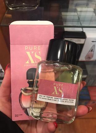 Тестер парфюм 60мл pure xs