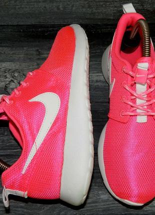 Nike roshe run ! яркие, оригинальные, невесомые, дышащие кросс...
