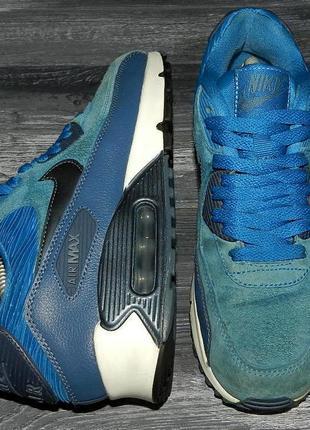 Nike air max 90 ! оригинальные, кожаные невероятно крутые крос...