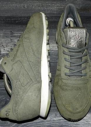 Reebok classic ! оригинальные, кожаные невероятно крутые кросс...