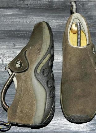 Merrell jungle ! оригинальные, кожаные невероятно крутые кросс...