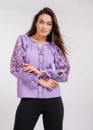 Современная вышиванка блуза с вышивкой наложенный платеж