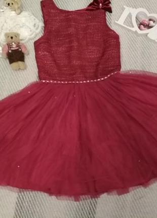 Платье для девочки-подростка