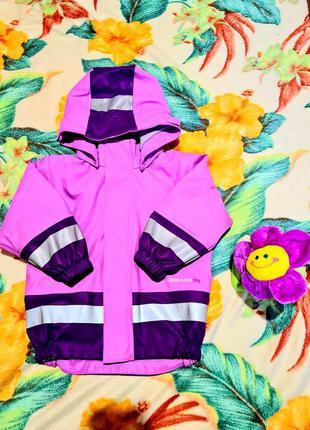 Курточка куртка плащевка