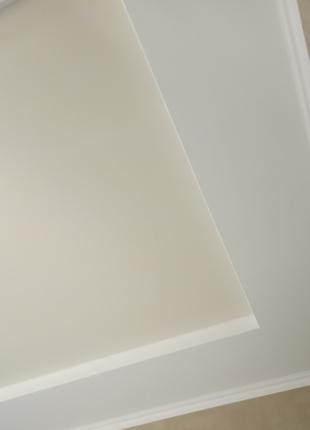 Качественная покраска потолка