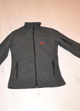 Куртка, ветровка, термо кофта soft shell размер м