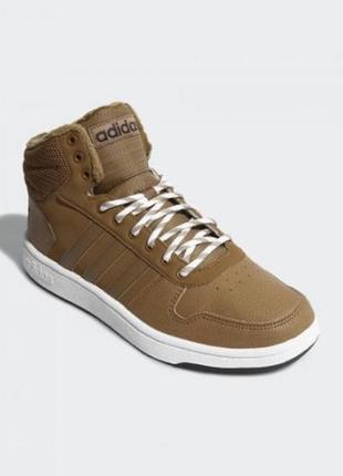 Мужские кроссовки adidas neo hoops 2.0 mid cg7114
