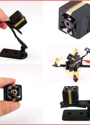 Микро-видеокамера SQ-11 FullHD+датчик движения+ночная сьемка
