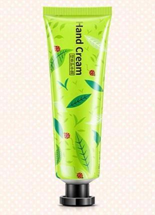 Крем для рук bioaqua green tee (зеленый чай)