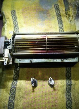 Вентилятор и 2 датчика на духовой шкаф PYRAMIDA ПИРАМИДА F 62 TIX