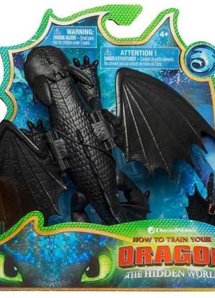 Фигурка Dragons Дракон Беззубик