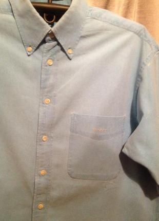 Коттоновая рубашка.200