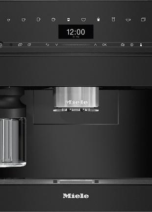 Встраиваемая кофеварка Miele CVA 7440 под заказ.