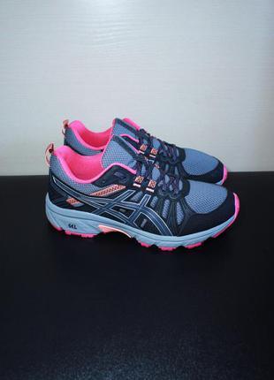 Оригинал asics gel venture 7 trail running женские кроссовки б...