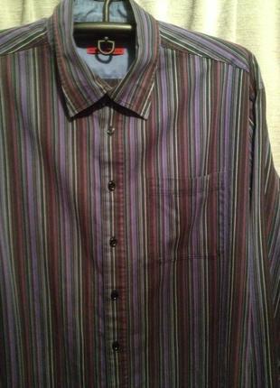 Рубашка большой размер.206
