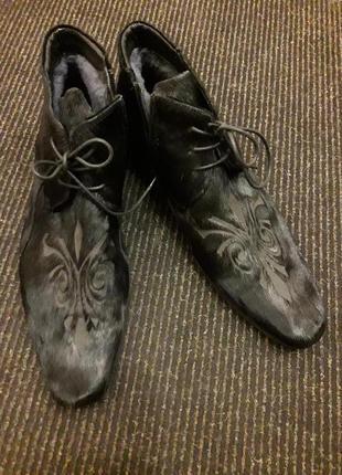 Зимние ботинки р.43 500 грн.