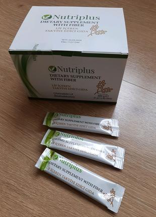 Нутриплюс диетическая добавка для похудения
