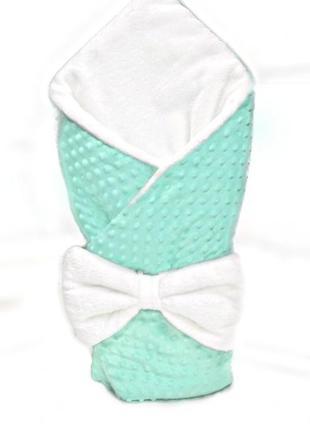 Конверты - одеяла зимние для новорожденных