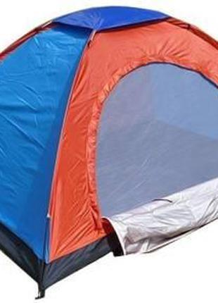 Палатка автоматическая 3-х местная. Размер 200*150*135