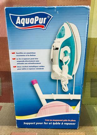 Держатель для утюга и гладильной доски AquaPur  Германия