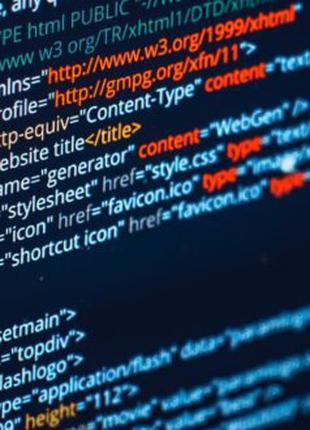 Веб-разработка под ключ