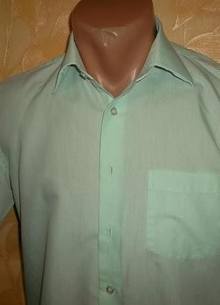 Рубашка с коротким рукавом рр. 158-164