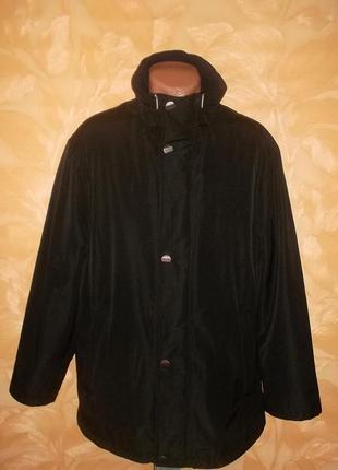 Мужская удлиненная куртка пог=58 см.