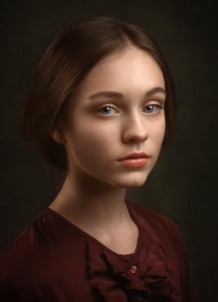 Снимаю портреты - студия или улица