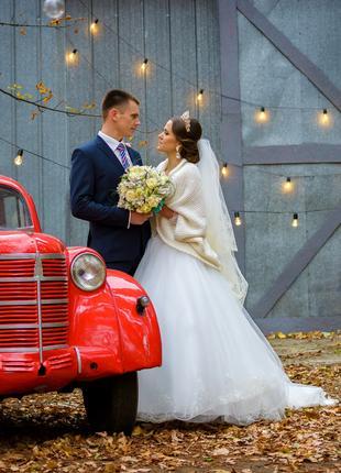 Профессиональная свадебная фото и видеосъемка под ключ.